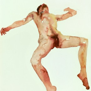 Male Body 2012 No.2, 41 x 32 cm