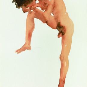 Male Body 2012 No.3, 36 x 53 cm