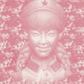 Nan Xi Female Soldier 215x153cm 3D Ink painting 2011 290x290 - 2013 Chinese Invitational Exhibition of Ink and Wash opens at Today Art Museum