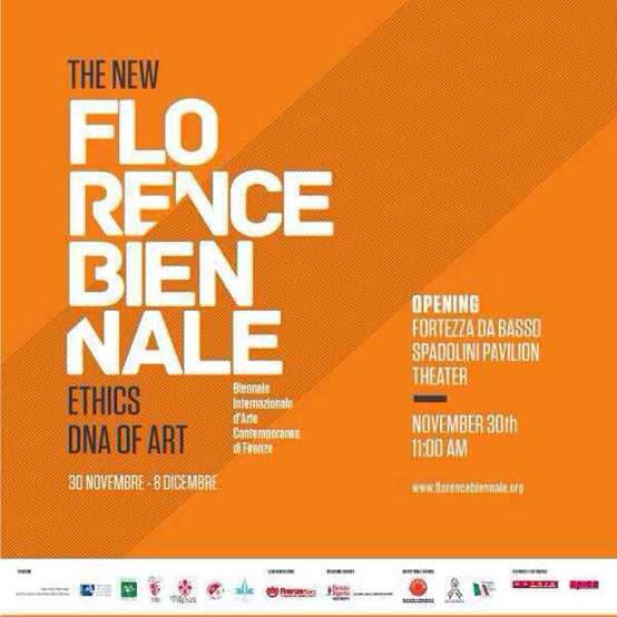 Poster of The New Florence Biennale 2013 - IX Edition