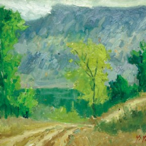 02 Yi Ying The Real Difficulties and Possibilities in Landscape Oil Paintings(Part I)