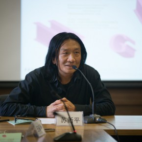 "04 Press conference of the ""Choosing Six Cases from CAFA"" exhibition 290x290 - Focus on the Young Teachers of CAFA – ""Choosing: Six Cases from CAFA"" Exhibition is Unveiled"