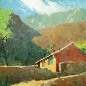 05 Yi Ying The Real Difficulties and Possibilities in Landscape Oil Paintings(Part I)