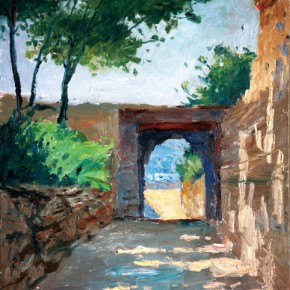 07 Yi Ying The Real Difficulties and Possibilities in Landscape Oil Paintings(Part I)