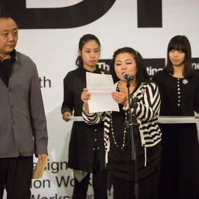 """13 An Zhongyan Chairman of Vita Furniture Co. ltd. awarded a winner 290x290 - Winners of the 6th """"Design for Sitting Exhibition"""" Competition Announced"""