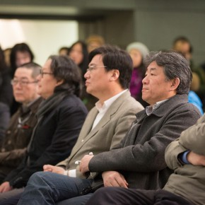 "16 View of the opening ceremony of the ""Choosing Six Cases from CAFA"" exhibition 290x290 - Focus on the Young Teachers of CAFA – ""Choosing: Six Cases from CAFA"" Exhibition is Unveiled"