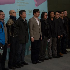 "19 View of the opening ceremony of the ""Choosing Six Cases from CAFA"" exhibition 290x290 - Focus on the Young Teachers of CAFA – ""Choosing: Six Cases from CAFA"" Exhibition is Unveiled"