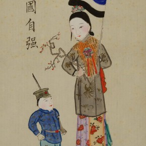 21 A New Year picture of the exhibition 290x290 - Adornment of Life - Exhibition of Selected Folk New Year Pictures of Folk Art in the Collection of the Library of CAFA