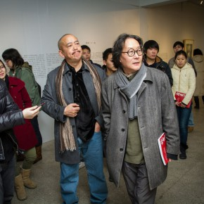"22 View of ""Persisting and Transcending the Reflection of Chinese Art Education"" exchange meeting 290x290 - ""Persisting and Transcending the Reflection of Chinese Art Education"" Exchange Meeting Held in CAFA"