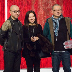 "25 View of the opening ceremony of the ""Choosing Six Cases from CAFA"" exhibition 290x290 - Focus on the Young Teachers of CAFA – ""Choosing: Six Cases from CAFA"" Exhibition is Unveiled"