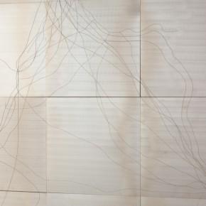 """26 Giovanni Ozzola """"Scar""""  290x290 - GIOVANNI OZZOLA – """"LA THÉORIE DES COMÈTES"""" at Galleria Continua Beijing"""