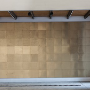 """27 Giovanni Ozzola """"Scar""""  290x290 - GIOVANNI OZZOLA – """"LA THÉORIE DES COMÈTES"""" at Galleria Continua Beijing"""