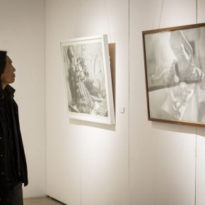 "28 View of ""Carry the Tiger down the Mountain – Works of Wang Huaxiang and His Students"" touring exhibition in CAFA 290x290 - ""Persisting and Transcending the Reflection of Chinese Art Education"" Exchange Meeting Held in CAFA"