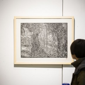 "29 View of ""Carry the Tiger down the Mountain – Works of Wang Huaxiang and His Students"" touring exhibition in CAFA 290x290 - ""Persisting and Transcending the Reflection of Chinese Art Education"" Exchange Meeting Held in CAFA"