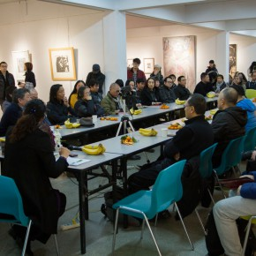 "33 View of ""Carry the Tiger down the Mountain – Works of Wang Huaxiang and His Students"" touring exhibition in CAFA 290x290 - ""Persisting and Transcending the Reflection of Chinese Art Education"" Exchange Meeting Held in CAFA"
