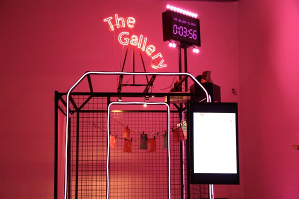 Installation View of The Gallery 01