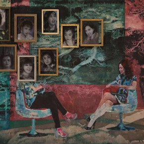 """Li Qing """"An Interview"""" 2013 290x290 - Criss-Cross: Artworks of Young Chinese Contemporary Artists from the Long Collection"""