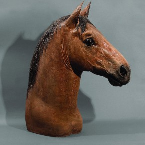 """Li Wei """"Look at Me——Horse's Head"""" 2007 290x290 - Criss-Cross: Artworks of Young Chinese Contemporary Artists from the Long Collection"""