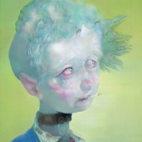 "Qiu Jiongjiong, ""Boy in Green"", 2006"