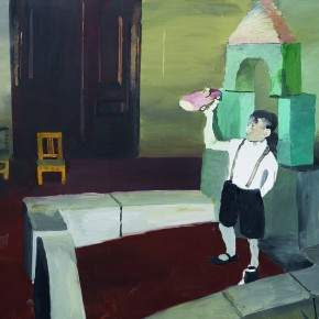 "Qiu Xiaofei, ""A Boy's Dream"", 2004"