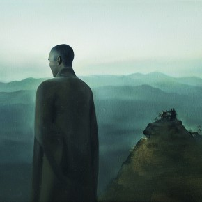 "Song Kun, ""Qiyun Mountain"", 2008"