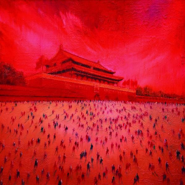 """Yin Zhaoyang, """"Tian"""", 2007"""