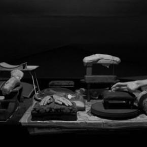 Zhang Jun, Exhibit at Avignon Museum in France, 48×85cm,2013.6.26 10:50