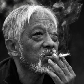Zhang Jun, Suhe in Yunnan, 70×50cm,2012.11.3 17:28