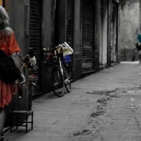 Zhang Jun, Toledo in Spain; 51×76cm,2013.7.5 10:40