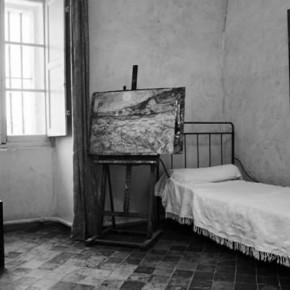 Zhang Jun, Van Gogh's Ward, 51×76cm,2013.6.28 13:23