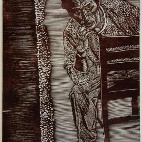 "012 Wang Huaxiang ""A Myriad of Thoughts Crowd into His Mind"" 290x290 - Wang Huaxiang"