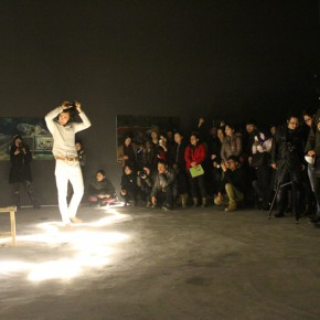 "06 Yang Song, ""Transforming Ideas"", Installation, 2014"