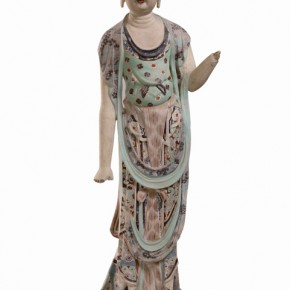 "10 Standing Statue of Buddha of the Cave 194 290x290 - Zhejiang Art Museum Launches ""Bright World – Dunhuang Art Exhibition"""