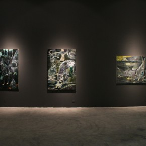 """25 Installation View of """"To Heal"""" – Anna & Yang Song's dual solo exhibitions"""