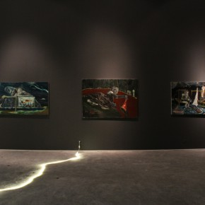 """27 Installation View of """"To Heal"""" – Anna Yang Song's dual solo exhibitions 290x290 - To Heal – Anna & Yang Song's Dual Solo Exhibitions Opened at Gallery Yang"""