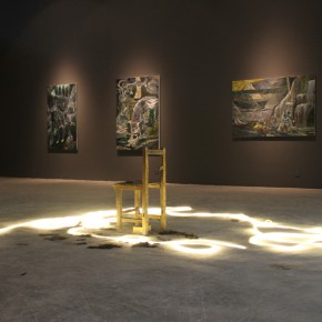 """28 Installation View of """"To Heal"""" – Anna & Yang Song's dual solo exhibitions"""