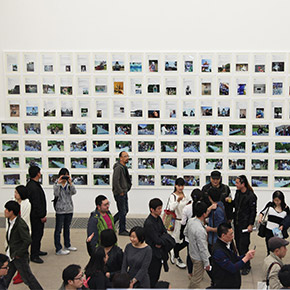Worldly Fate – He Yunchang's Solo Exhibition Unveiled at the White Box Museum of Art