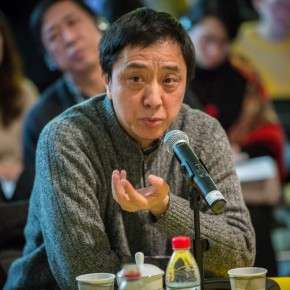 04 Li Xiaoshan, Curator of Art Museum of Nanjing University of the Arts