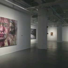 "05 Installation view of ""Empty Shadow"" the Solo Exhibition by Zhang Xiaotao 290x290 - Empty Shadow – the Recent Largest Solo Show by Zhang Xiaotao Inaugurated in Suzhou"