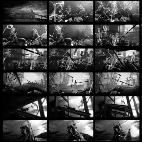 "06 Zhang Xiaotao ""Mist"" animation 306 2008 290x290 - Empty Shadow – Zhang Xiaotao's Works 2009-2014 about to be Presented in Suzhou"