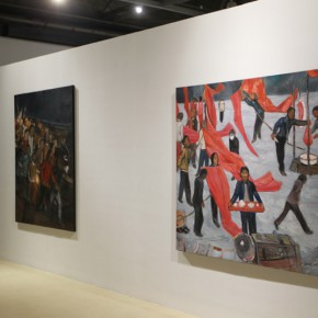 """09 Installation View of New Works 1 290x290 - The Annual Exhibition Programme of """"New Works #1"""" on Show at OCAT Shenzhen"""
