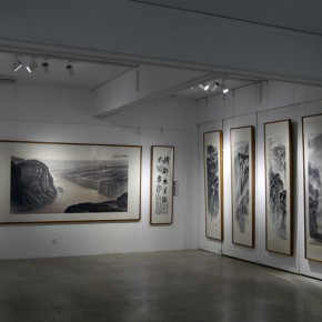 "09 Installation view of ""Teaching and Learning Improving Each Other Exhibition for Xu Renlong's Teaching and Creation"" 290x290 - Holding an Exhibition for the Students and Teaching Staff – Exhibition by Xu Renlong opened in CAFA"