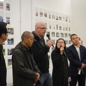 11 View of the opening ceremony 290x290 - Worldly Fate – He Yunchang's Solo Exhibition Unveiled at the White Box Museum of Art