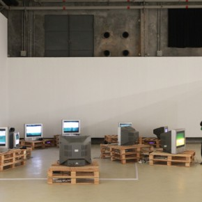 """13 Installation View of New Works 1 290x290 - The Annual Exhibition Programme of """"New Works #1"""" on Show at OCAT Shenzhen"""