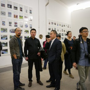 15 View of the opening ceremony 290x290 - Worldly Fate – He Yunchang's Solo Exhibition Unveiled at the White Box Museum of Art