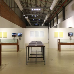 """17 Installation View of New Works 1 290x290 - The Annual Exhibition Programme of """"New Works #1"""" on Show at OCAT Shenzhen"""