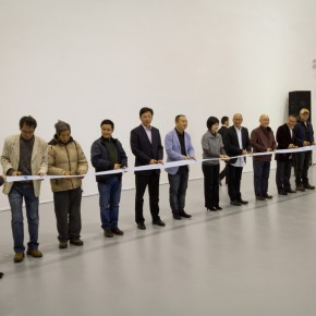 "17 View of opening ceremony of ""Empty Shadow"" the Solo Exhibition by Zhang Xiaotao 290x290 - Empty Shadow – the Recent Largest Solo Show by Zhang Xiaotao Inaugurated in Suzhou"