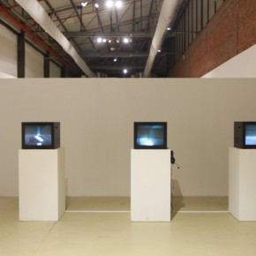 """24 Installation View of New Works 1 290x290 - The Annual Exhibition Programme of """"New Works #1"""" on Show at OCAT Shenzhen"""