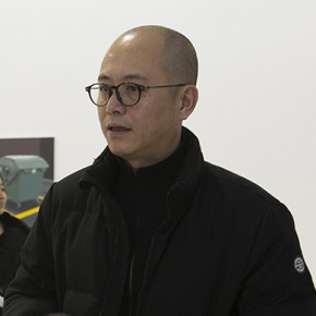 """Artist Zhang Hui 290x290 - The Being of Non-Being: A Kind of Personal Expression on """"Meta-Painting"""" Presented at Linda Gallery"""