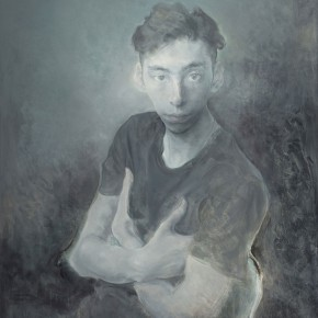 Mao Yan Xiao Dai(unfinished) Oil on canvas 130×90cm 2013 2014 290x290 - Skin's Literary Form: Dual Exhibition by He Duoling and Mao Yan Opening at the Art Museum of Nanjing University of the Arts